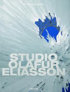 Studio Olafur Eliasson. Ediz. italiana, spagnola e portoghese - Olafur Eliasson,Philip Ursprung - copertina