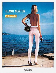 Libro Newton Polaroids. Ediz. italiana, spagnola e portoghese Helmut Newton