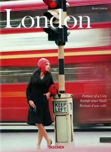 London. Portrait of a city. Ediz. italiana, spagnola e portoghese - Reuel Golden - copertina