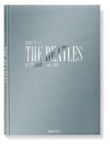 The Beatles on the road 1964-1966. Cofanetto - Harry Benson - copertina