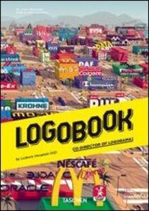 Foto Cover di Logobook. Ediz. italiana, spagnola e portoghese, Libro di Ludovic Houplain, edito da Taschen