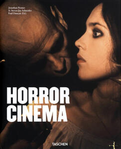 Horror cinema - Jonathan Penner,Steven Jay Schneider - copertina