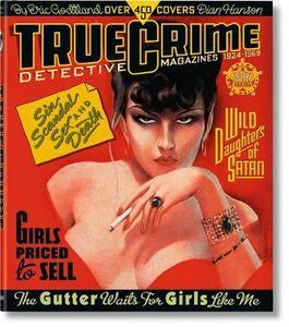 Foto Cover di Detective magazines. Ediz. tedesca, inglese e francese, Libro di  edito da Taschen