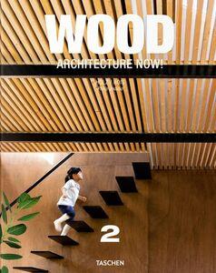 Libro Architecture now! Wood. Ediz. italiana, spagnola e portoghese. Vol. 2 Philip Jodidio