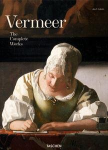 Libro Johannes Vermeer. Complete paintings Karl Schütz 0