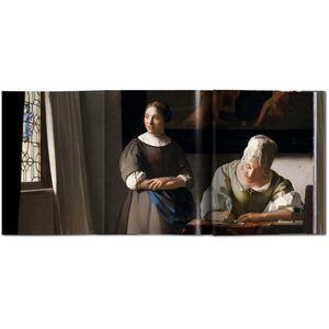 Libro Johannes Vermeer. Complete paintings Karl Schütz 2