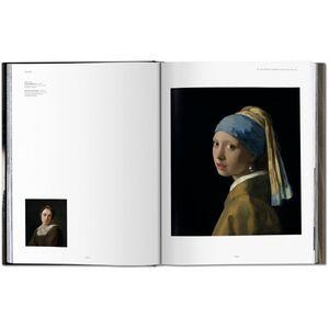 Libro Johannes Vermeer. Complete paintings Karl Schütz 3