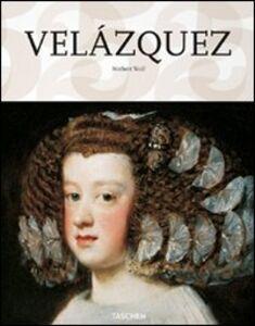 Foto Cover di Velázquez, Libro di Norbert Wolf, edito da Taschen
