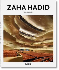 Zaha Hadid - Philip Jodidio - copertina