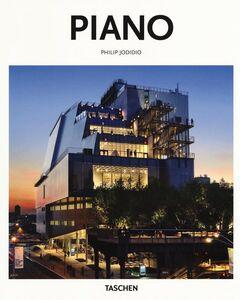Foto Cover di Piano, Libro di Philip Jodidio, edito da Taschen 0