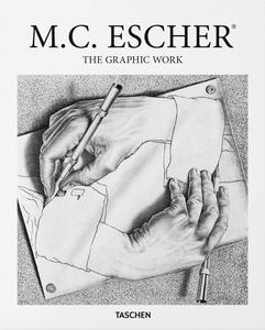 Libro M. C. Escher. Stampe e disegni  0