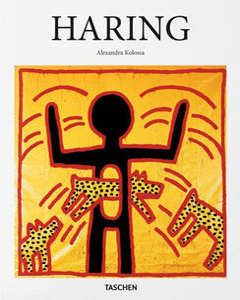 Haring. Ediz. illustrata - Alexandra Kolossa - copertina