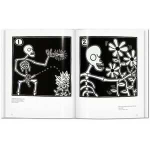 Foto Cover di Haring, Libro di Alexandra Kolossa, edito da Taschen 1