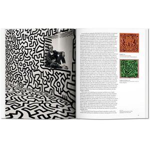 Foto Cover di Haring, Libro di Alexandra Kolossa, edito da Taschen 3