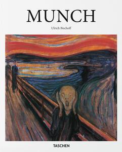 Munch - Ulrich Bischoff - copertina