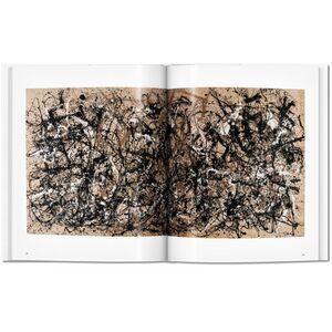 Foto Cover di Pollock, Libro di Leonhard Emmerling, edito da Taschen 2