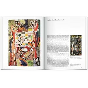 Foto Cover di Pollock, Libro di Leonhard Emmerling, edito da Taschen 3