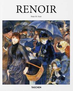 Renoir. Ediz. illustrata - Peter H. Feist - copertina