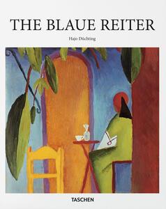 Der Blaue Reiter. Ediz. illustrata - Hajo Düchting - copertina