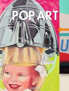 Foto Cover di Pop art, Libro di Tilman Osterwold, edito da Taschen