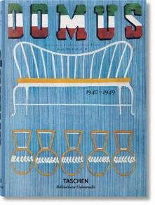 Ristorantezintonio.it Domus (1940-1949). Ediz. inglese, francese e tedesca Image