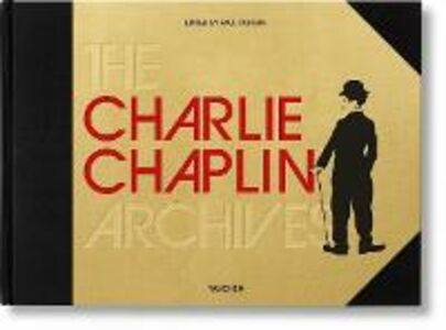 Foto Cover di The Charlie Chaplin archives, Libro di Paul Duncan, edito da Taschen 0
