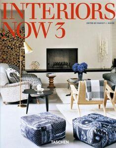 Foto Cover di Interiors now! Ediz. italiana, spagnola e portoghese. Vol. 3, Libro di Ian Phillips,Margit J. Mayer, edito da Taschen