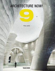 Libro Architecture Now!. Vol. 9 Philip Jodidio