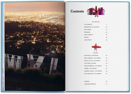 NYT. 36 hours. Los Angeles & beyond - Barbara Ireland - 2