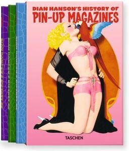 Foto Cover di Dian Hanson's history of pin-up magazines. Ediz. tedesca, inglese e francese, Libro di Dian Hanson, edito da Taschen