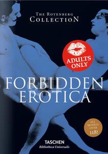 Forbidden Erotica. Ediz. inglese, francese e tedesca
