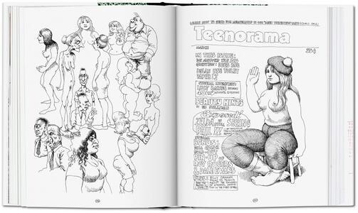 Robert Crumb. Sketchbook. Vol. 1: June 1964-Sept. 1968. - 3