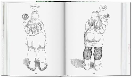Robert Crumb. Sketchbook. Vol. 1: June 1964-Sept. 1968. - 4