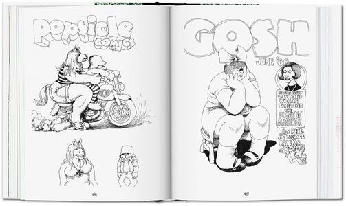 Robert Crumb. Sketchbook. Vol. 1: June 1964-Sept. 1968. - 5