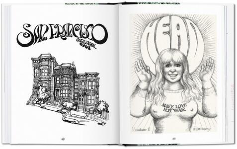 Robert Crumb. Sketchbook. Vol. 1: June 1964-Sept. 1968. - 6