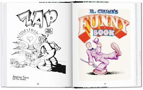 Robert Crumb. Sketchbook. Vol. 1: June 1964-Sept. 1968. - 7