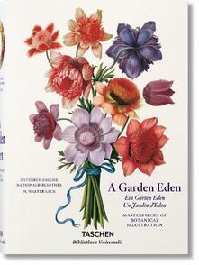 A Garden eden. Masterpieces of botanical illustration. Ediz. italiana, spagnola e portoghese.pdf