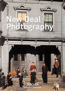 Libro New deal photography. Usa 1935-1943. Ediz. italiana, spagnola e portoghese Peter Walther 0