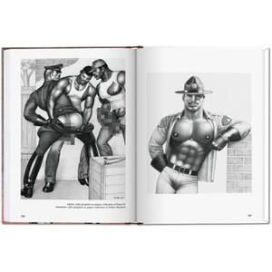 The little book of Tom of Finland: cops & robbers. Ediz. inglese, francese e tedesca - 3