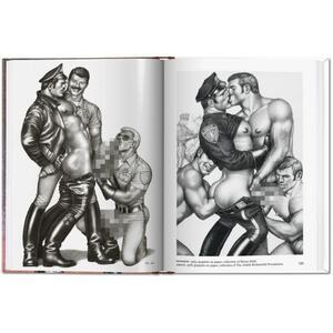The little book of Tom of Finland: cops & robbers. Ediz. inglese, francese e tedesca - 4
