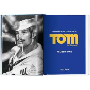 The little book of Tom of Finland: military men. Ediz. inglese, francese e tedesca - 2