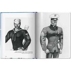 The little book of Tom of Finland: military men. Ediz. inglese, francese e tedesca - 4