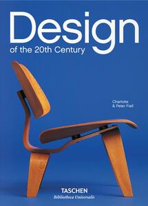 Design del ventesimo secolo. Ediz. illustrata - copertina