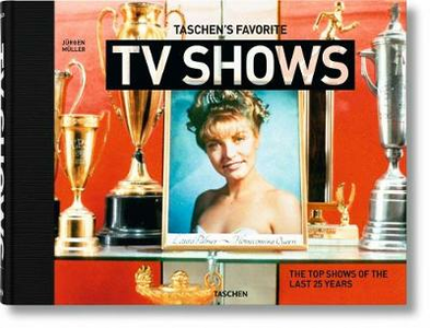 Libro Taschen's favorite tv shows. The top shows of the last 25 years Jürgen Müller 0