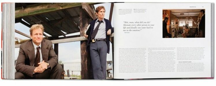 Libro Taschen's favorite tv shows. The top shows of the last 25 years Jürgen Müller 1