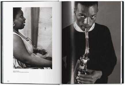 Libro Jazzlife. Ediz. tedesca, inglese e francese William Claxton , Joachim E. Berendt 3