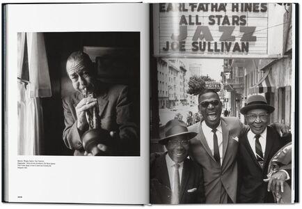 Libro Jazzlife. Ediz. tedesca, inglese e francese William Claxton , Joachim E. Berendt 4