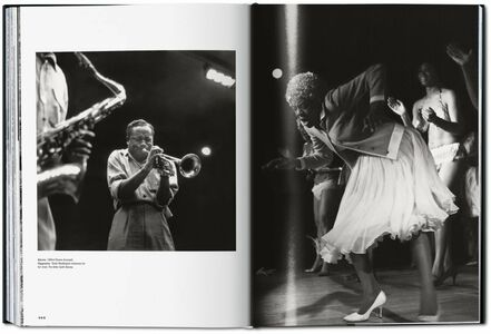 Libro Jazzlife. Ediz. tedesca, inglese e francese William Claxton , Joachim E. Berendt 5