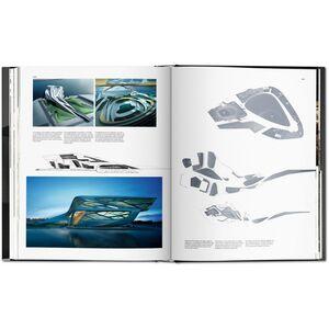 Foto Cover di Hadid. Complete works 1979-today. Ediz. italiana, spagnola e portoghese, Libro di Philip Jodidio, edito da Taschen 1