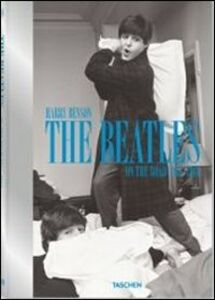 Libro The Beatles. On the road 1964-1966 Harry Benson